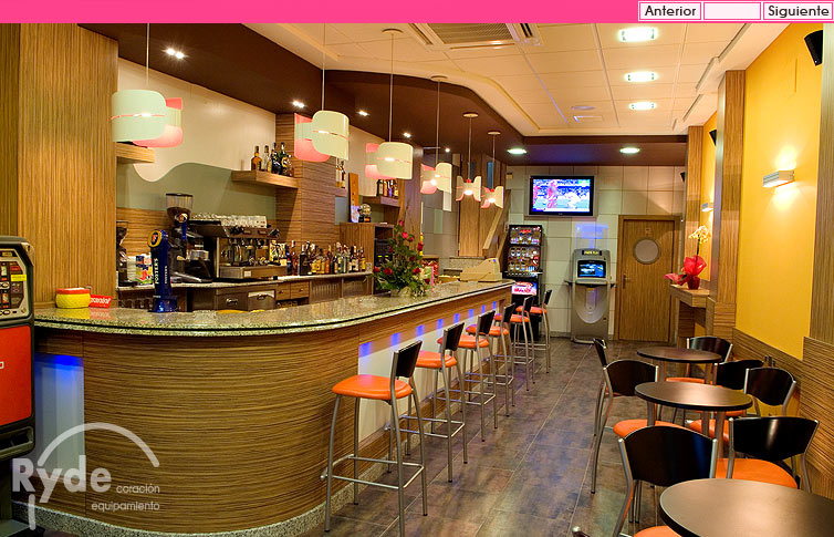 Decoracion cafeter as pictures to pin on pinterest for Como montar una cafeteria
