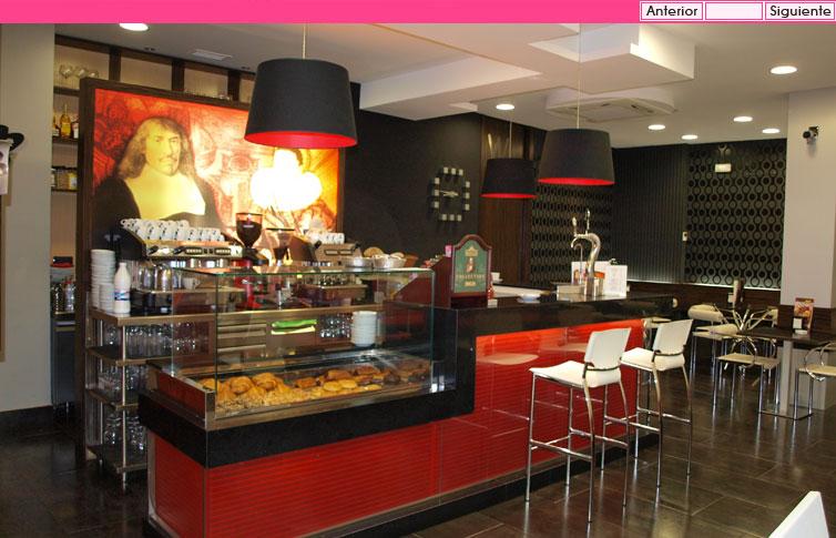 Ryde decoraci n y equipamiento de pasteler as panader as for Decoracion cafeteria